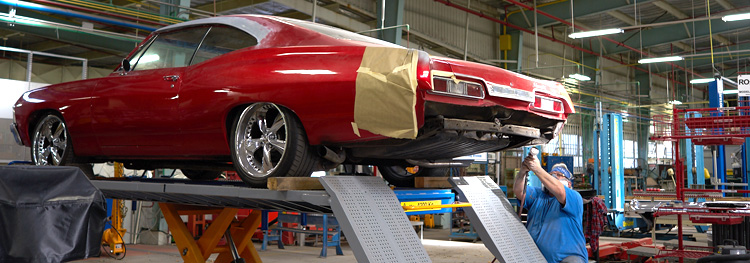 Keep Money in your wallet With Auto Body Repairs