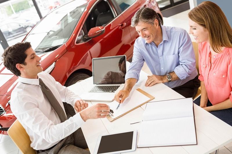 Using a Vehicle Finance Broker