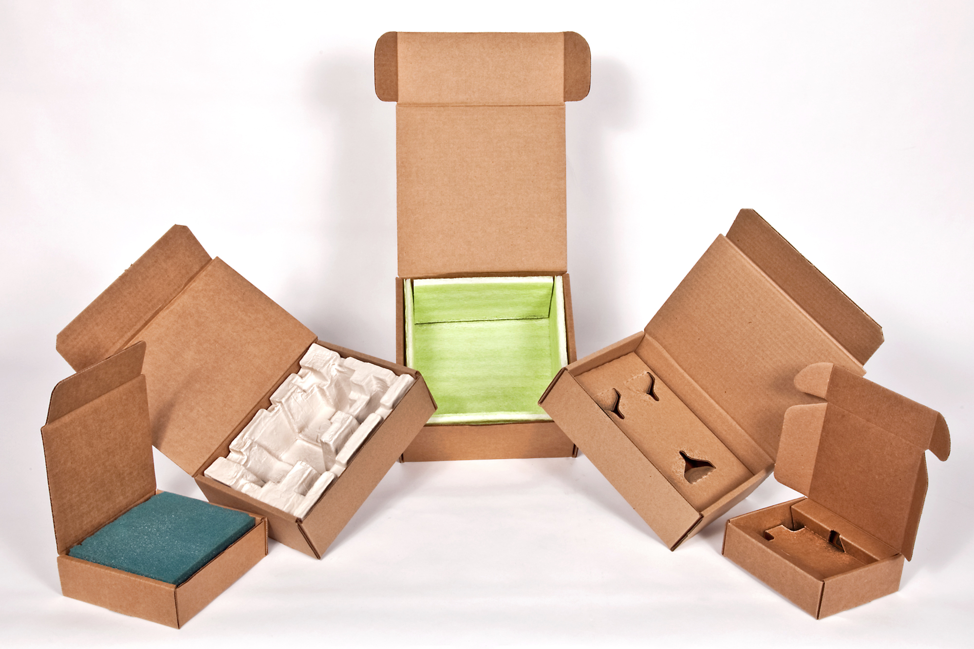 Custom Packaging Materials and Designs