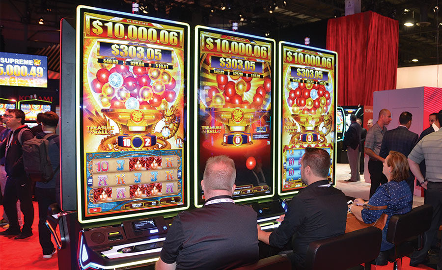 Jackpot Skill Stop Slot Machine Game Review